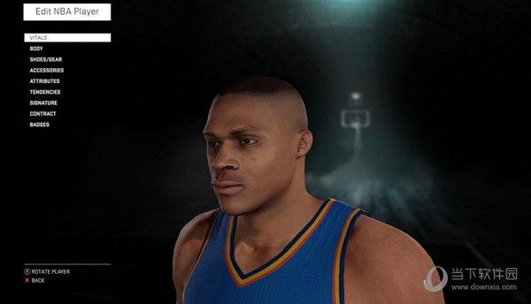 NBA2K16威少真实面补 V1.0 绿色免费版