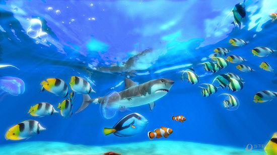 Sim AQUARIUM 2(水族馆鱼缸屏保工具) V2.6d 官方版