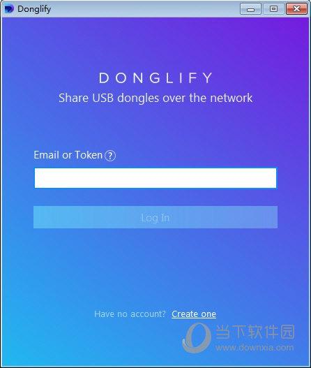Donglify(加密狗共享软件) V1.1.12563 官方版