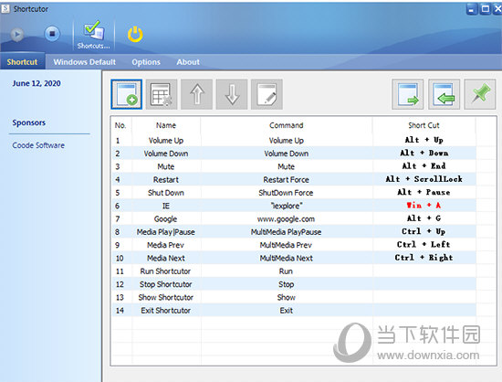 Shortcutor(快捷方式管理工具) V1.9 官方版