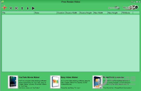 Free Resize Video(视频大小调整软件) V1.06 官方版