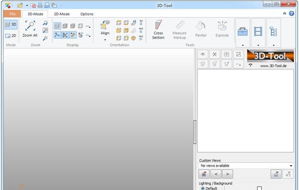3D-Tool(CAD读取软件) V14.20 免费版