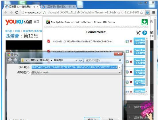 FVD Downloader 360浏览器版 V6.5.2 中文免费版