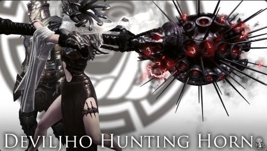 怪物猎人世界冰原野人恶魔猎角补丁下载_怪物猎人世界冰原野人恶魔猎角MOD