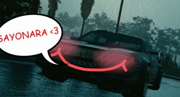 赛博朋克2077有礼貌的车辆MOD