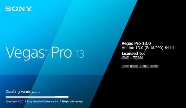 VEGAS Pro 17序列号激活工具 V1.0 绿色免费版