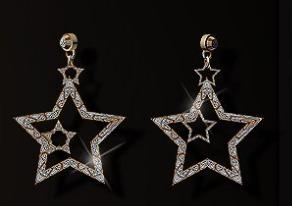模拟人生4精致大小星星耳环补丁下载_模拟人生4精致大小星星耳环MOD