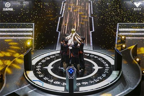 大众赛王者进军职业殿堂 王者荣耀全国大赛青岛