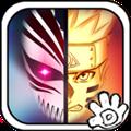 死神VS火影100无限气人物版 V6.1 安卓版