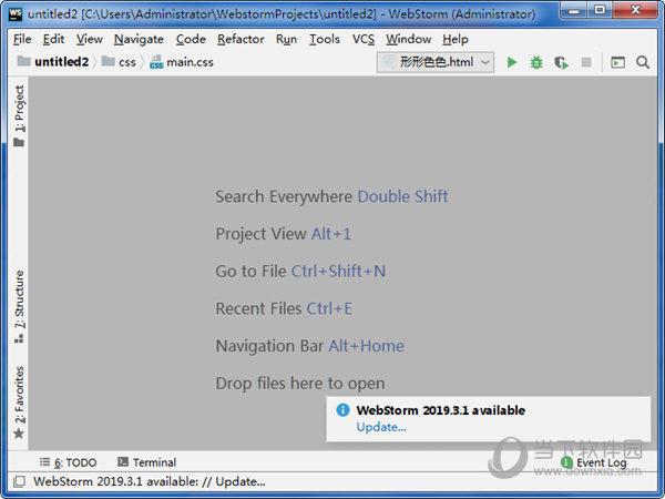 WebStorm2019.3.1永久激活码生