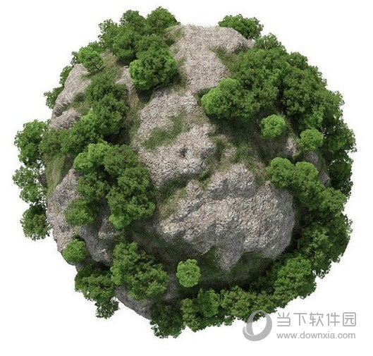 Forester for C4D R18(C4D植物生