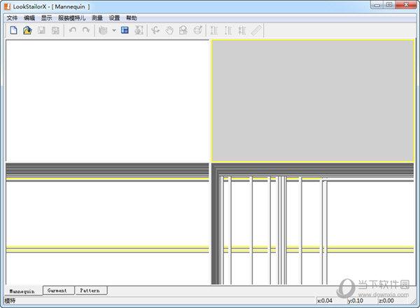 LookStailorX(3D,2016lol全明星赛,服装立裁软件) V3.1.1 简体中文版
