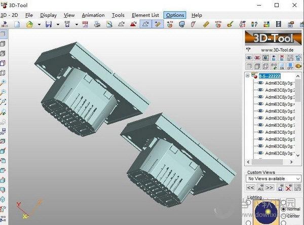 3D-Tool(CAD读取软件) V14.20 官方版