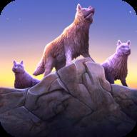 狼模拟进化游戏破解版_狼
